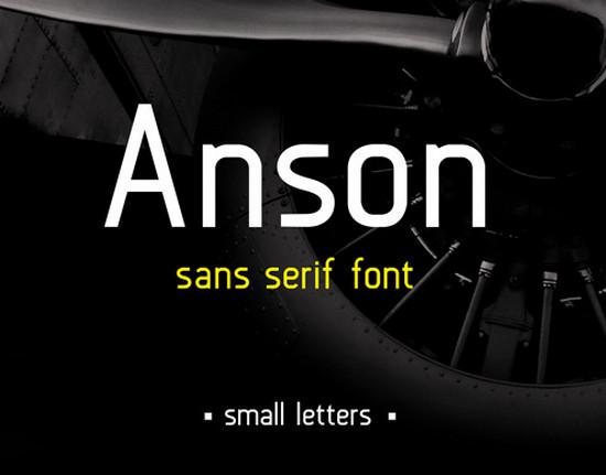 anson type