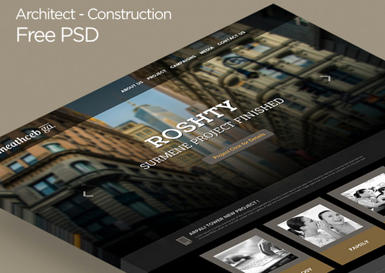 architect psd