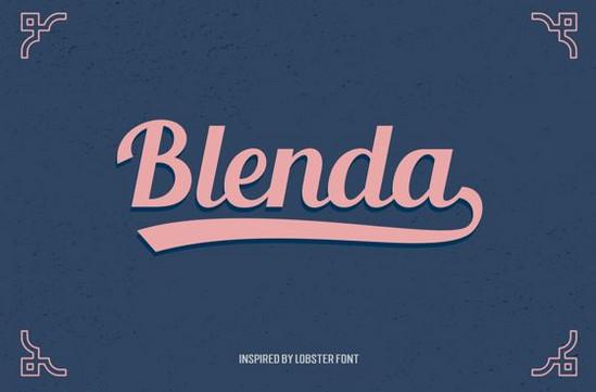 blenda font