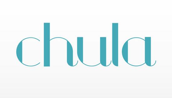 chula typeface
