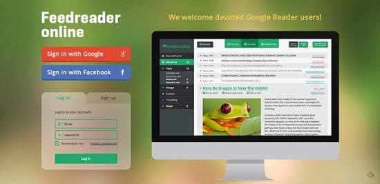 feedreader-online