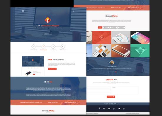 flatstyle webdesign
