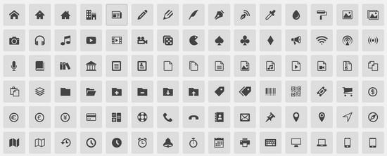 icomoon font