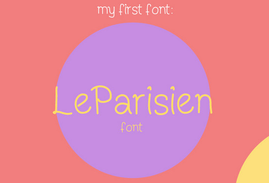 leparisien font