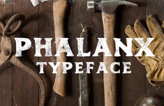 phalanx type