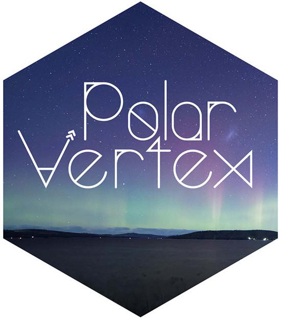 polar vertex font