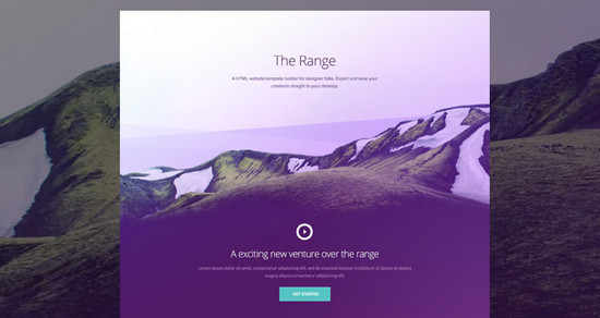 range website