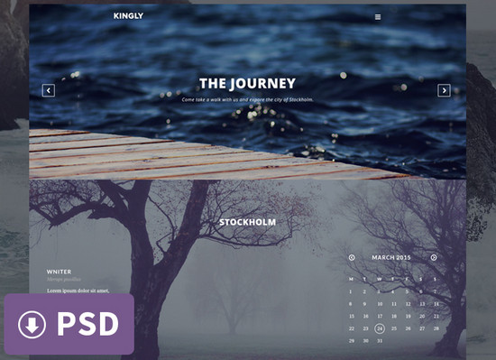 the journey theme