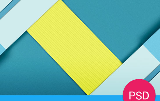 Android L Bootstrap UI Kit