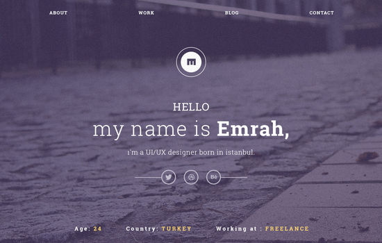 22 Fresh Free Templates in HTML/CSS and PSD: February 2015 Edition ...