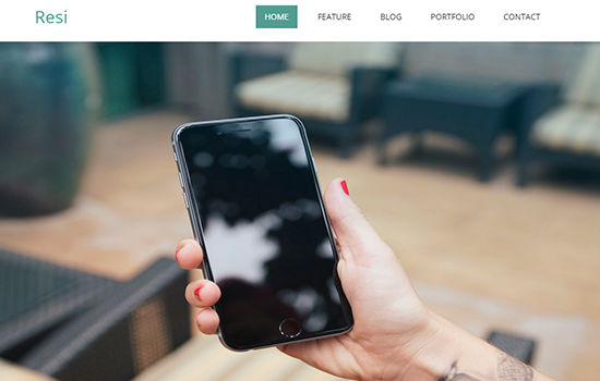 22 Fresh Free Templates in HTML/CSS and PSD: February 2015 Edition