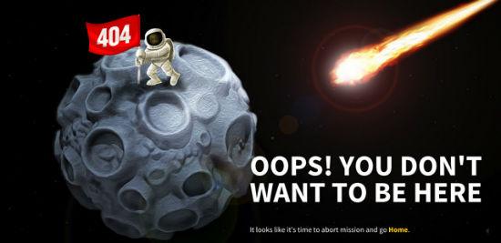 Cool Apps - Error 404