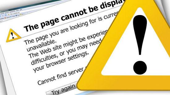 Die kreativsten 404-Fehlerseiten des Webs