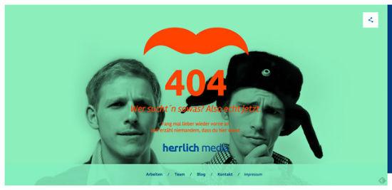 Herrlich Media - Error 404