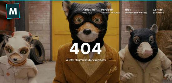 Martin Wright - Error 404