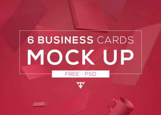6 business cards