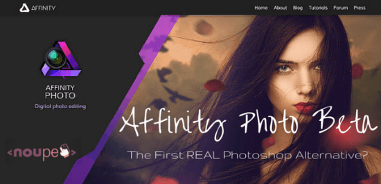 Affinity Photo Beta: Photoshop-Killer in the Making | NOUPE
