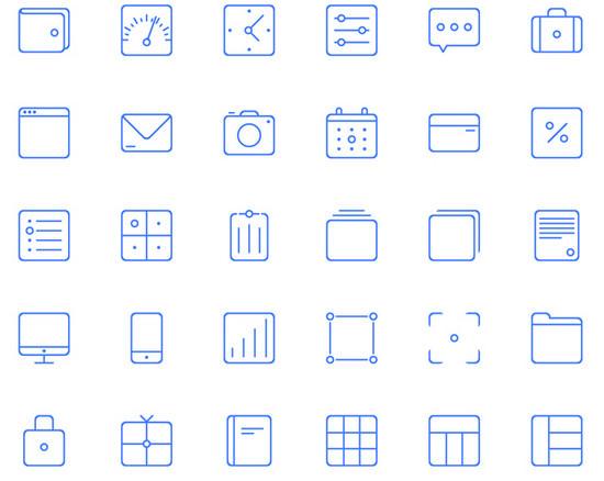 sunday icons
