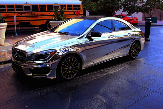 chrome-mercedes