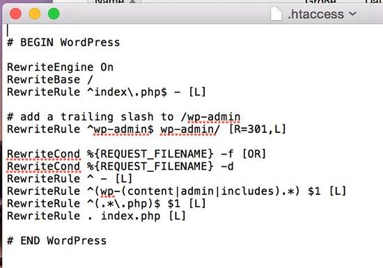 code-htaccess