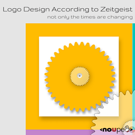 Logo Design According to Zeitgeist: Not Only the Times are Changing