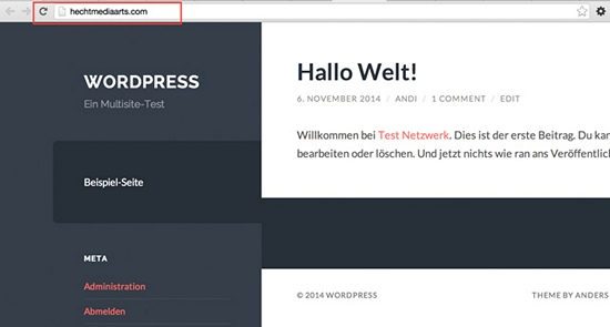 neue-domain-domain-mapping-wordpress-multisite