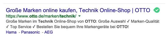 otto-suchergebnis