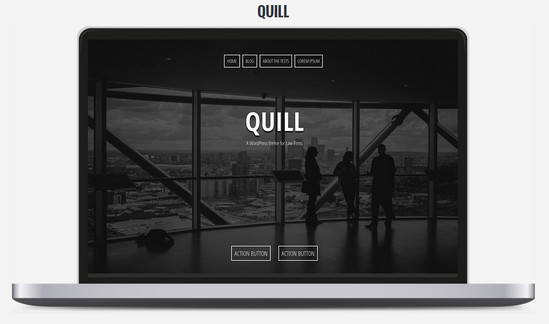 quill wp theme