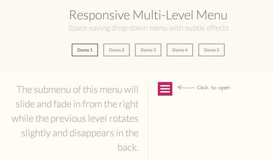 responsive-multi-level-menu