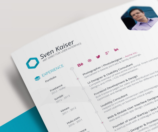 100 best free business cards  resume templates and other