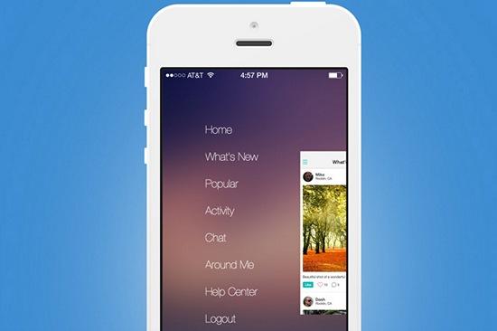 social-app-menu-aktiv