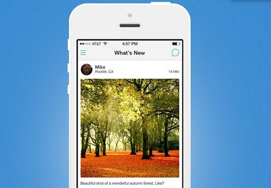 social-app-menu