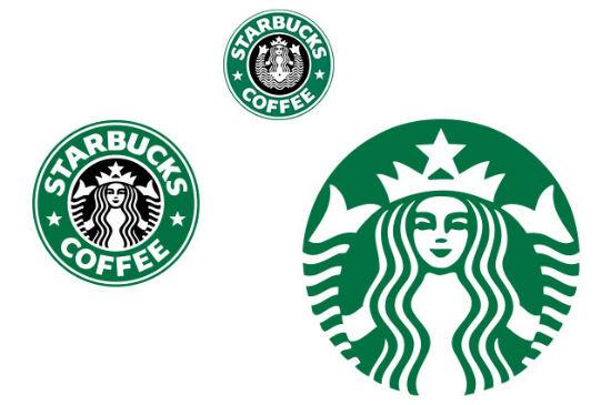 Starbucks Logo Drawing