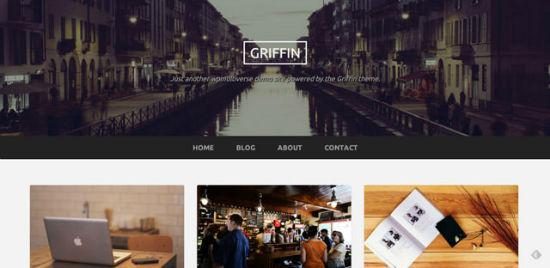 Griffin Theme