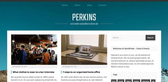 Perkins Theme