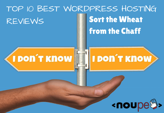 Top 10 Best WordPress Hosting Reviews Sort the Wheat from the Chaff