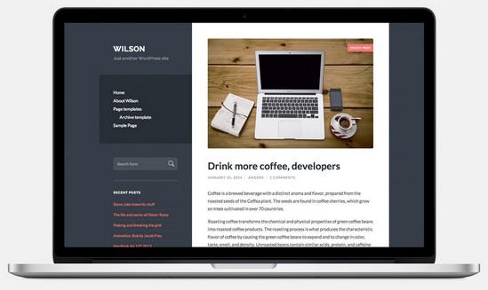 wilson theme