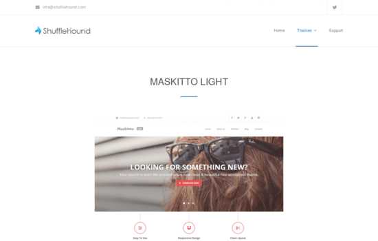 Maskitto Light