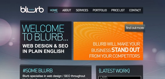 Blurb-Creative