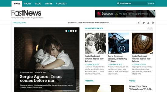 FastNews-Magazine-WordPress-Theme