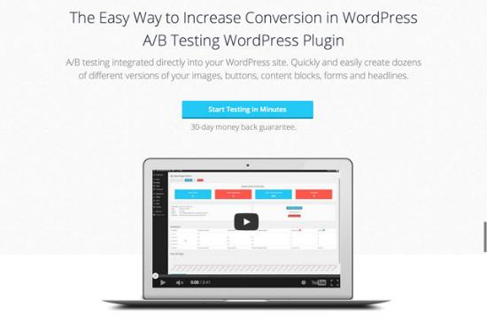 Die AB Press Optimizer Lösung für WordPress