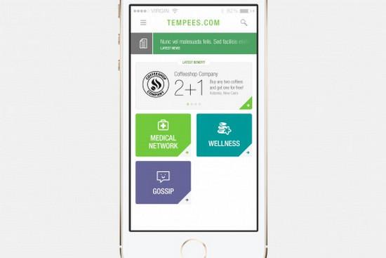 benefits app