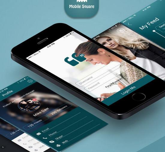 square app