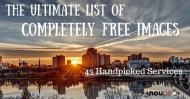The Ultimate List of Completely Free Images: 43 Handpicked Services