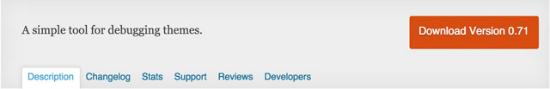 Debogger Plugin for WordPress
