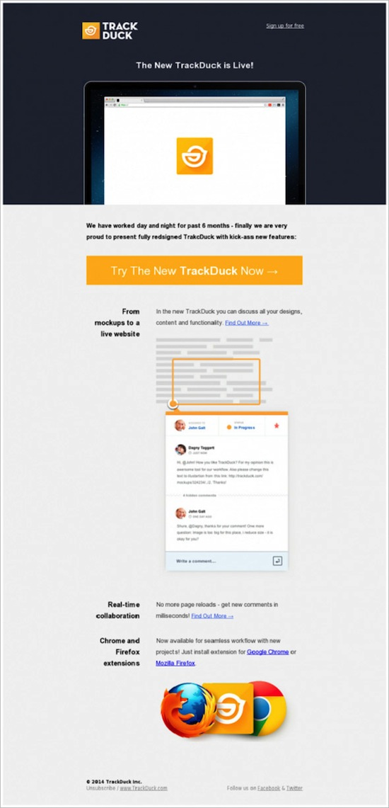 email-marketing-trackduck-launch