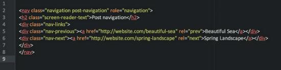 html-output-post-navigation