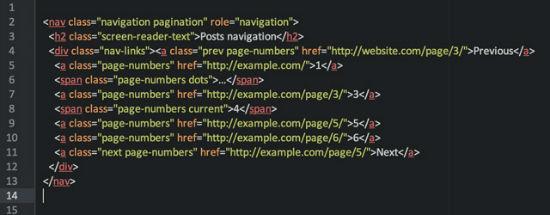 html-output-von-post-pagination