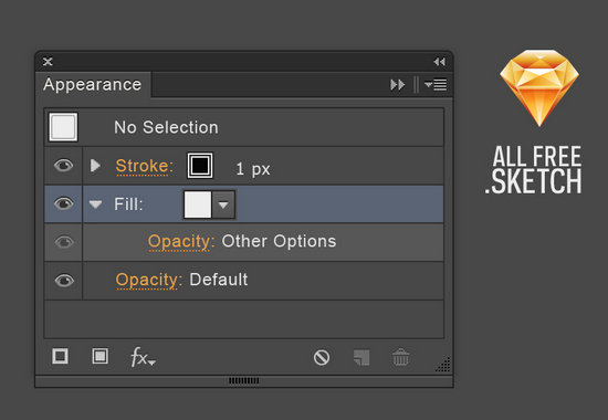 illustrator ui