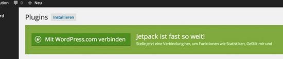 jetpack-aktivieren